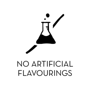 No Artificial Flavourings Icon