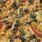 kikkererwtenpizza
